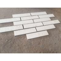 Best M36401 White Color Clay Face Wall Brick Long Life Thin Brick Veneer ISO Approval wholesale