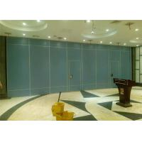 Details of movable sliding interior door sound proof for Retractable walls commercial
