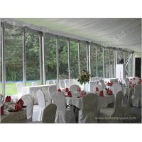 Quality Outdoor Canopy Gazebo Party Tent 20 X 25M 300 Seater Clear Span Marquee Hire wholesale