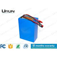 China Custom Rechargeable Battery For Panasonic / 36V Lithium Battery For Electric Scooter on sale