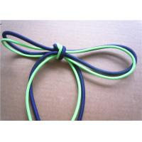 Best Elastic Polished Cotton Cord Rope , Cotton Braided Cord Eco Friendly wholesale