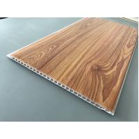 Best Wood Transfer Printing 250mm Decorative PVC Panels Waterproof Ceiling wholesale