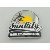Best Harley Davidson Belt Custom Made Belt Buckles With Enamel For Decoration wholesale