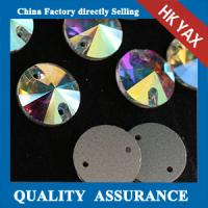 Best china manufacturers wholesale Shiny rhinestone beads sew on crystal ab wholesale