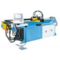 China Hydraulic Metal Pipe Bending Machine , Full Automatic Aluminum Copper Tubing Bender on sale