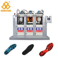 Best Static TPR sole Making Machine 70-100 Pairs Per Hour for football shoe sole production wholesale