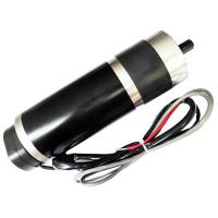 Cheap 12V / 24V No Load Speed Brushless DC motor Planetary gear motor with encoder for sale