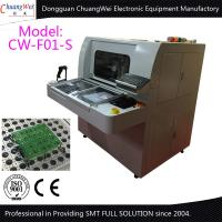 Quality Inline PCB Router Machine / Pcb Depaneling Router With KAVO Spindle wholesale