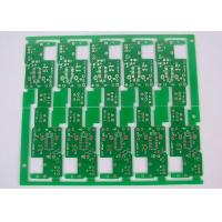 Best Stamp Hole Connected 1 Layer Single Sided PCB ROHS HASL Lead Free wholesale