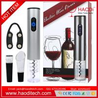 Best Automatic Rechargeable Electric Wine Bottle Opener Accessories Gift Box Kit wholesale