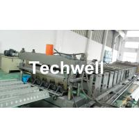 Best Easy Operation Customized Steel Metal Sheet Decking Floor Roll Forming Machine wholesale