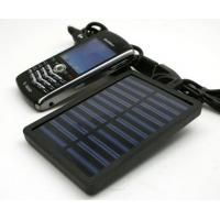Best DC 5V USB mobile solar emergency charger apply to various electronics devices wholesale
