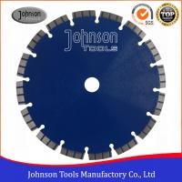 Best 230mm Laser Diamond Turbo Saw Blade for Cured Concrete wholesale