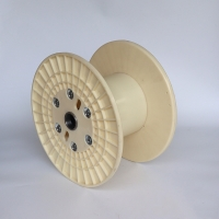 China Rigid OD 300mm Width 175mm ABS Plastic Winding Spooling on sale