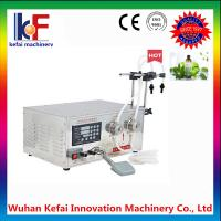 China factory price df-2a magnetic pump sunflower oil filling machine made in china on sale