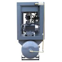Best Stable quality portable Screw Air Compressor combined with 300L tank wholesale