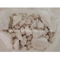 Cheap White 80% Min BaSO4 95% Min Mineral Barite Ore For Barium Compounds wholesale