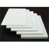 Best Waterproof PVC Foam Board Sheet Wall Mounted Durable For Bathroom Cabinet wholesale