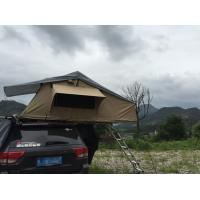 Best Canvas Off Road 4x4 Roof Top Tent Single Layer TL19 For Outdoor Camping wholesale