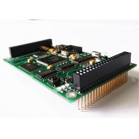 Buy cheap Electronic Custom Printed Circuit Board FR4 Immsion Gold For Subway Equipment from wholesalers