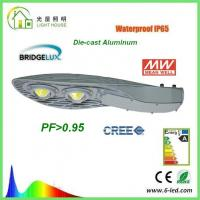 Best IP65 100W LED Street Light High CRI Beam Angle 120 ° , Outdoor Street Lamps wholesale