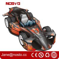 Best Personalised Gifts for Boy, 3D Racing Car with plastic wheels wholesale