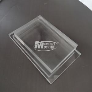 Best 50mm Thick Transparent Aquarium Acrylic Sheet  8150X3150mm wholesale