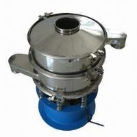 Buy cheap Rotary Flour Vibrating Sifter with 3 Phases and 380V Voltage from wholesalers