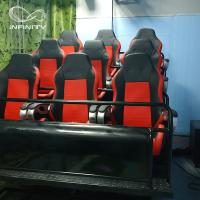 Best Interactive Full Motion Cinema Seat / 7D 8D Game Machine Home Theater wholesale