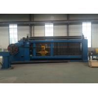 Best Full Automatic Steel Wire Welded Mesh Machine Used For Resistance Welding wholesale
