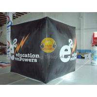 Cheap Black square Cube Balloon for sale
