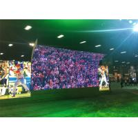 Best P4.81 SMD3535 Stadium Fixed Installation High Definition LED Video Wall Large LED Display wholesale