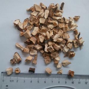 Best Agro-products Export 3*3mm,5*5mm,8*8mm Brown Grade AA AD Mushroom Granule/Slice/Powder/Flake wholesale