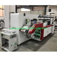 Best Full Rotary Semi Intermittent Die Cutting Machine With Slitting 1 Color Print Sheet Cutting Collection Table wholesale