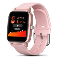 """Best 1.54"""" Full Touch Color Screen RTK8762 Women Bluetooth Watch wholesale"""