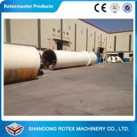 Best CE ISO Approved Rotary Drum Dryer Wood Chips Drying Machine ForWood Shavings wholesale