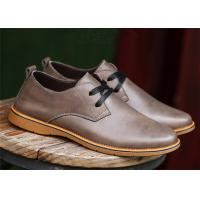 Best British Derby Style Comfortable Casual Shoes For Business Chromatic Out - Sole wholesale