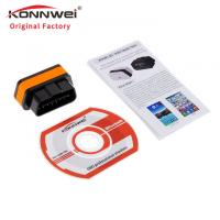 KW901 Gauge Obd2 Bluetooth Car Diagnostic Tool Android Test Car Engine ABS Housing