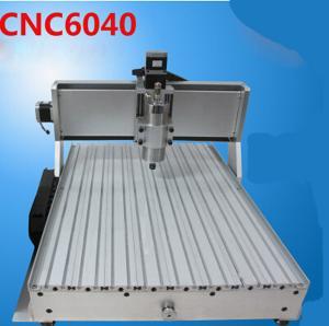 Best USB Port ! 4 axis 6040 cnc router ( 1.5KW spindle ) four axis 6040 cnc engraver / 6040 cnc wholesale