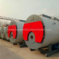 Best Heavy Duty Oil Fired Steam Boiler Building Center Heating Usage 3 Ton wholesale