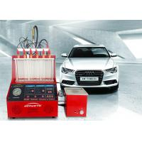 Best Engine Electronic Fuel Injector Tester Cleaner Small Size 4700ml Fuel Tank wholesale