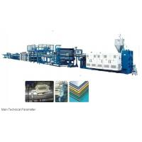 Best Single Screw ACP Composite Panel Production Line Ecofriendly Energy Saving wholesale