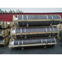Best 1500 - 2700 Mm Length UHP Graphite Electrode Carbon Material For EAF & LF Furnace wholesale