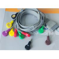 Best 10 Leads ECG Monitor Cable For Hospital Medical Care BI holter Recorder wholesale