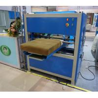 Best Reduce Labor Cushion Covering Machine Electricity Controlled Height And Width wholesale