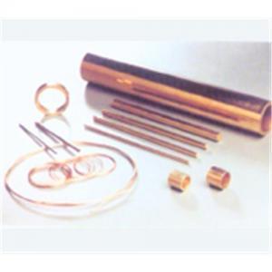 China CuNi2Be—UNS.C17510 Nickel Beryllium Copper on sale