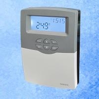 Best Pool Solar Heating Controller Gray Color wholesale