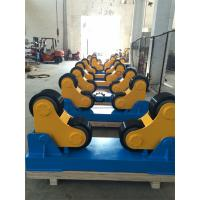 Best Tank PIpe Self-Aligning Rotators With Double Drive , 0.1-1 m/min Roller Speed wholesale