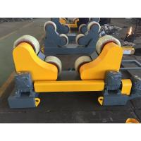 Best Single Drive Yellow Painting Conventional Welding Rotator For Pressure Vessel Automatic wholesale