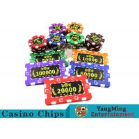 Best Roullette Games  ABS Material  Poker Chips  wholesale